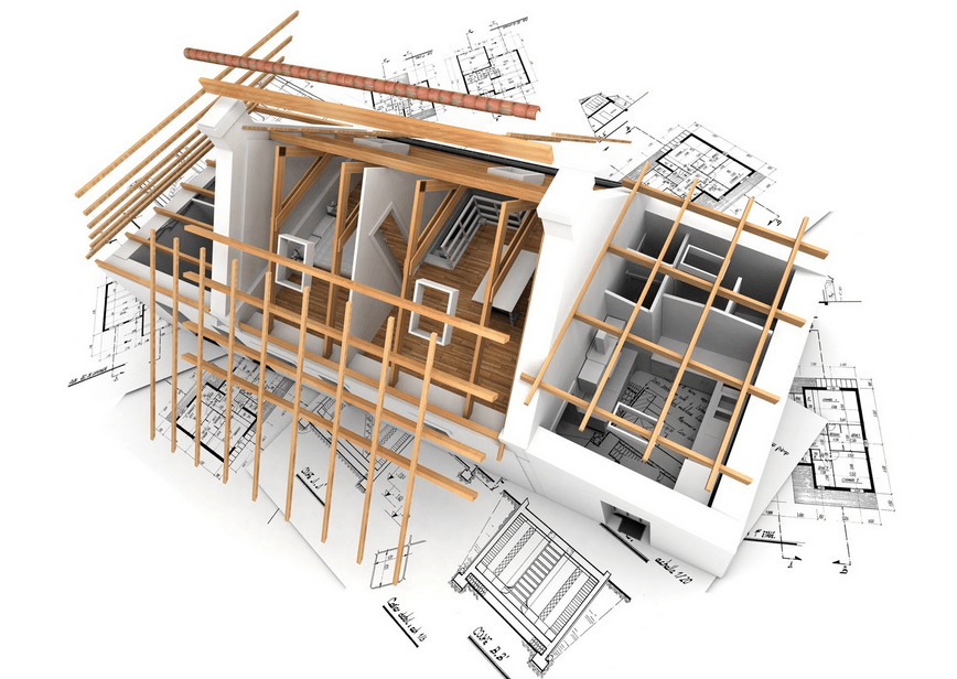 обследование конструкций сооружений