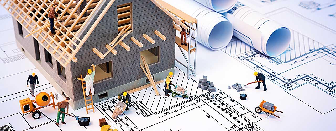 Проектирование капитальных ремонтов