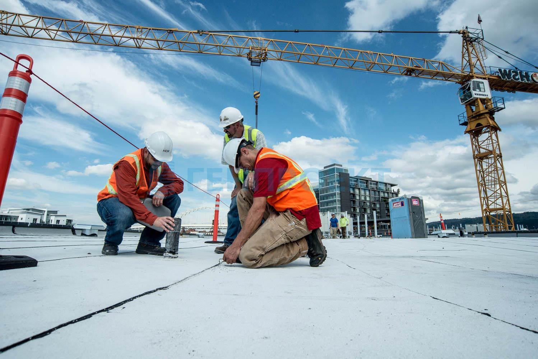 Обследование конструкций зданий